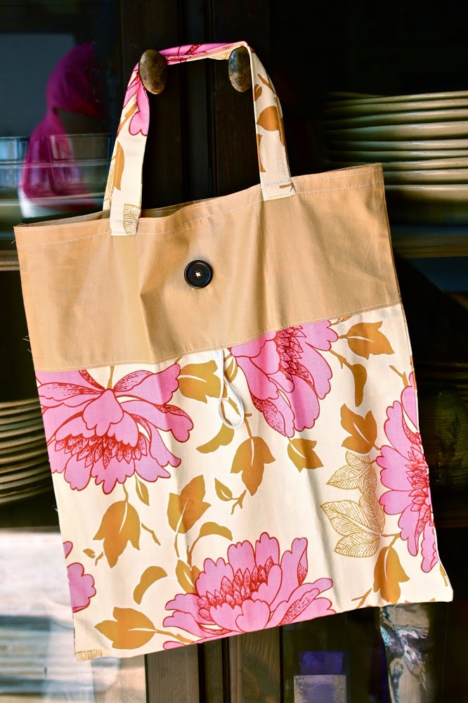 Keep Your Crafts Organized with This Easy DIY Tote Bag