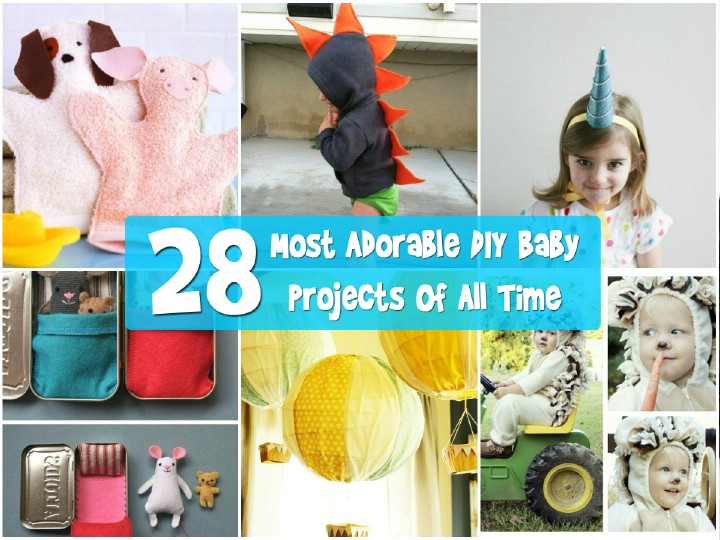 Top 28 Most Adorable Diy Baby Projects Of All Time Diy Crafts