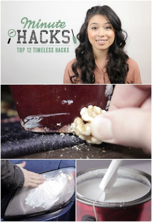 12 Timeless Hacks that Will Make Your Life Easier...