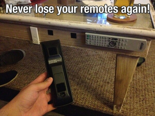 Remote recovery hack