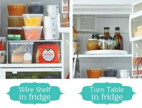 Organizing the Refridgerator - Top 58 Most Creative Home-Organizing Ideas and DIY Projects