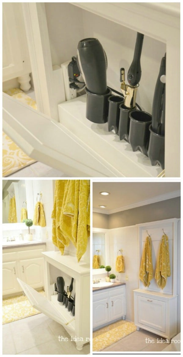 30 Brilliant Bathroom Organization And Storage Diy Solutions Diy Crafts