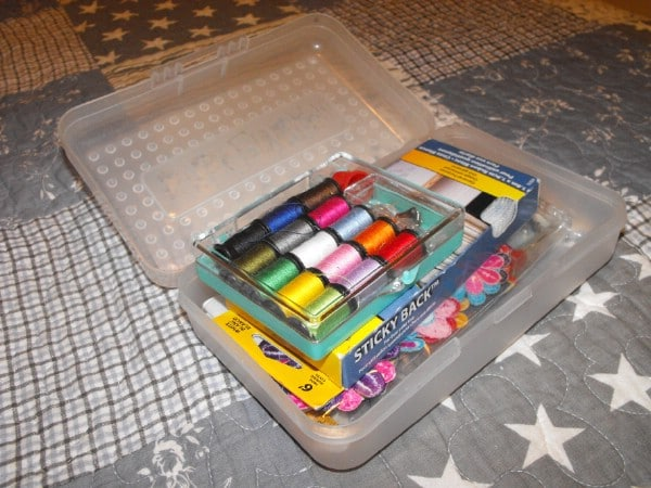 Organizing with Pencil Boxes - 150 Dollar Store Organizing Ideas and Projects for the Entire Home