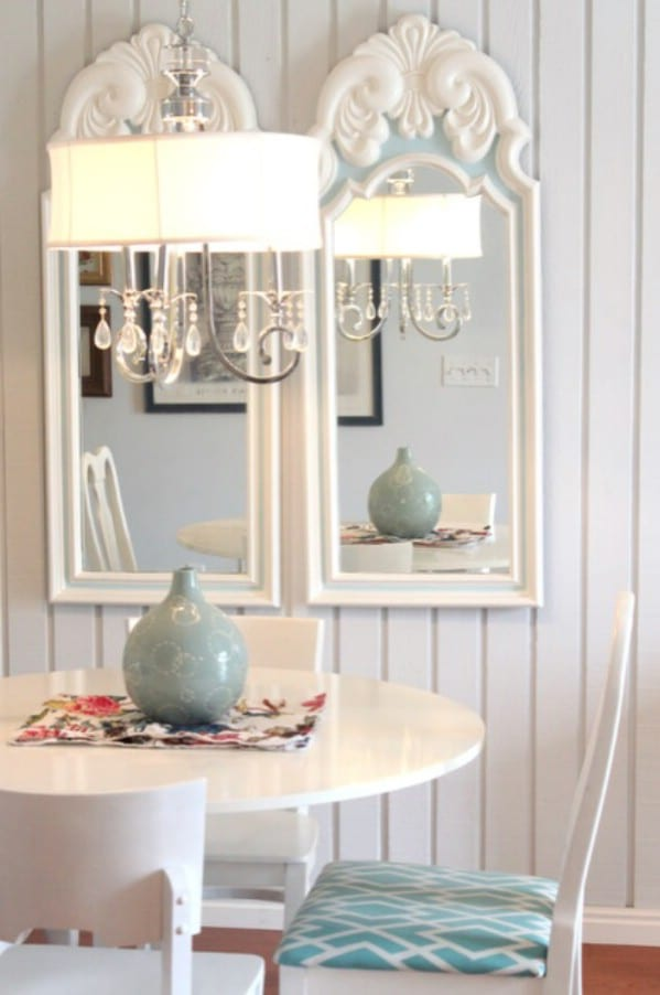 Fabulous Mirror Makeover - Top 60 Furniture Makeover DIY Projects and Negotiation Secrets