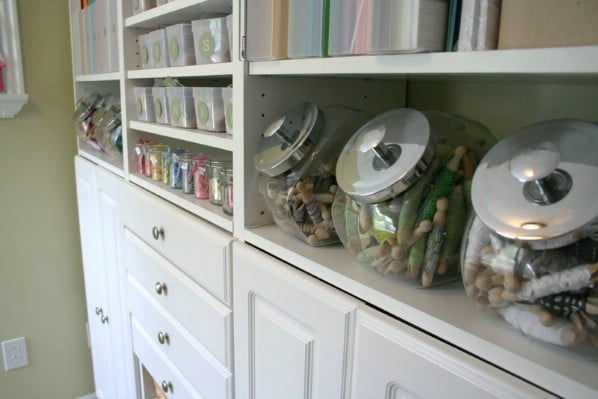 Hair Styling Tool Organizer - 150 Dollar Store Organizing Ideas and Projects for the Entire Home