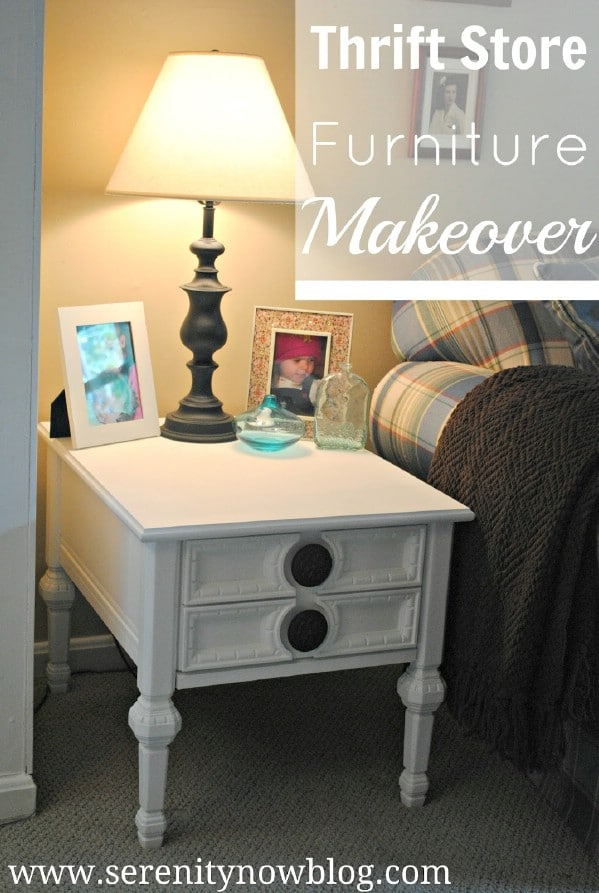Thrift Store Furniture Makeover (End Tables) - Top 60 Furniture Makeover DIY Projects and Negotiation Secrets