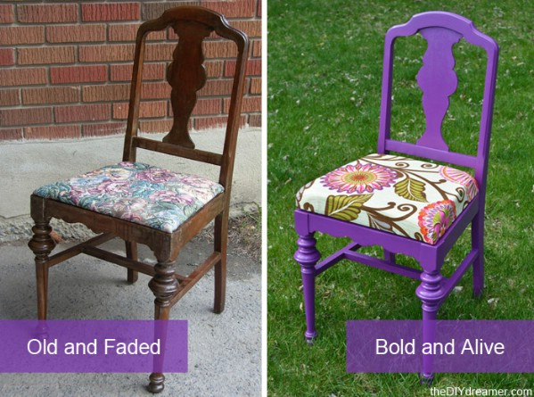 How to Paint a Chair - Top 60 Furniture Makeover DIY Projects and Negotiation Secrets