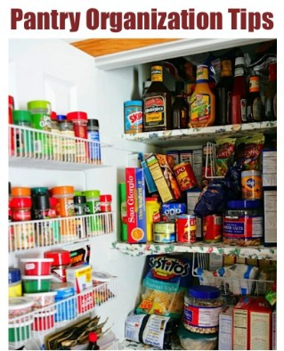 24 Ways to Organize Your Pantry… - 60+ Innovative Kitchen Organization and Storage DIY Projects