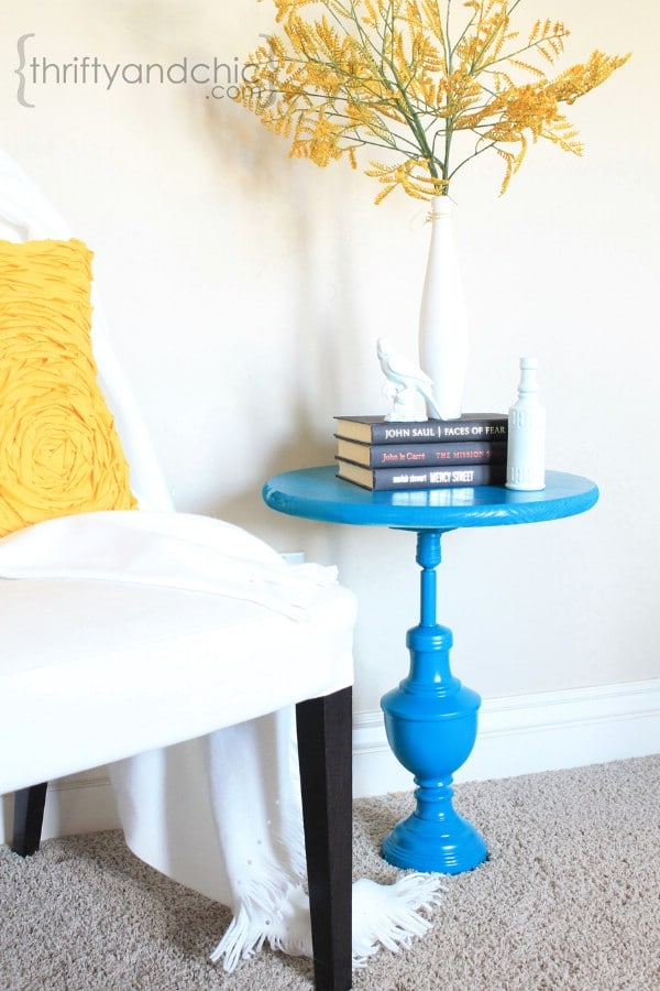 Repurposing a Lamp into a Table - Top 60 Furniture Makeover DIY Projects and Negotiation Secrets