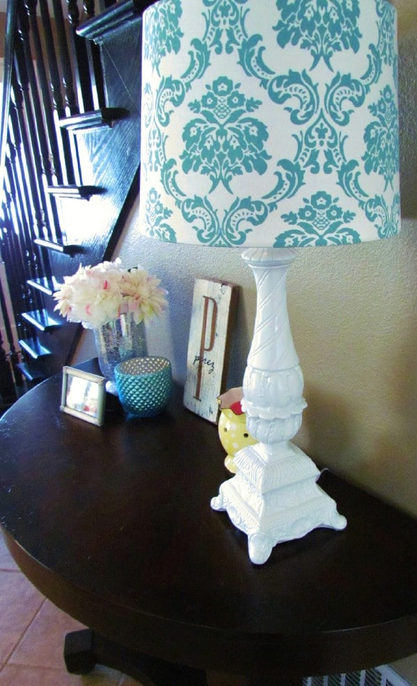 Fabulous thrift store lamp redo - Top 60 Furniture Makeover DIY Projects and Negotiation Secrets