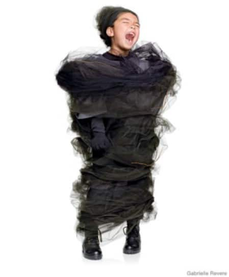 Tornado - 60 Fun and Easy DIY Halloween Costumes Your Kids Will Love