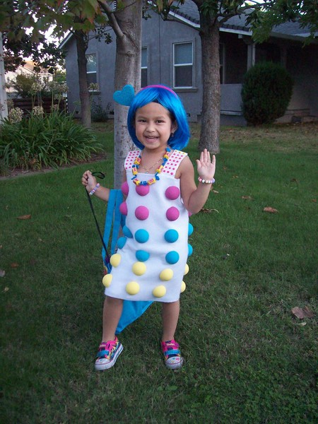 Dots - 60 Fun and Easy DIY Halloween Costumes Your Kids Will Love