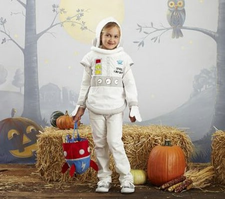 Astronaut - 60 Fun and Easy DIY Halloween Costumes Your Kids Will Love