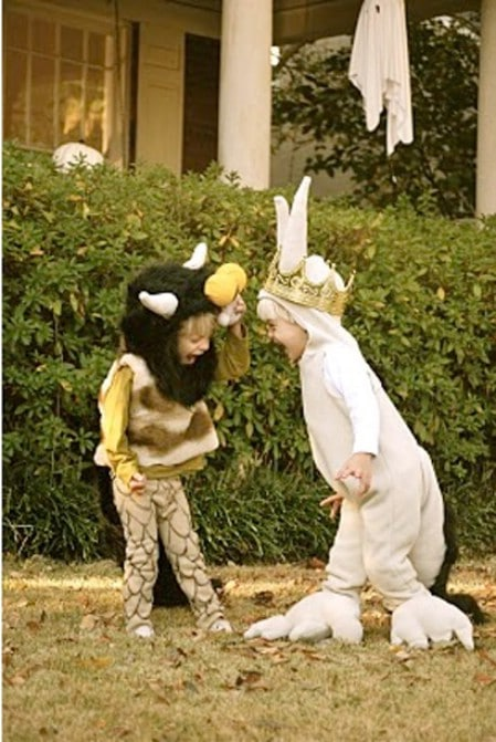 The Wild Things - 60 Fun and Easy DIY Halloween Costumes Your Kids Will Love