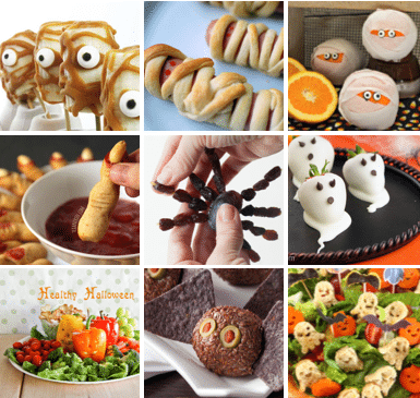 14 Healthy Halloween Treats
