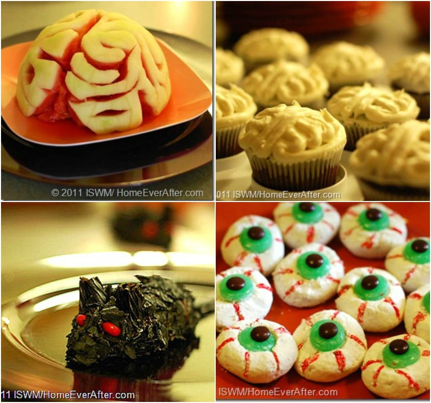 12 Scariest Creepy Halloween Food Recipes