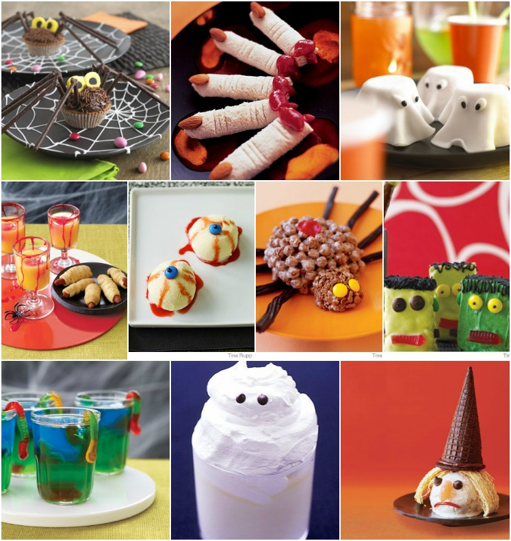 21 Super Fun Halloween Gross Party Recipes