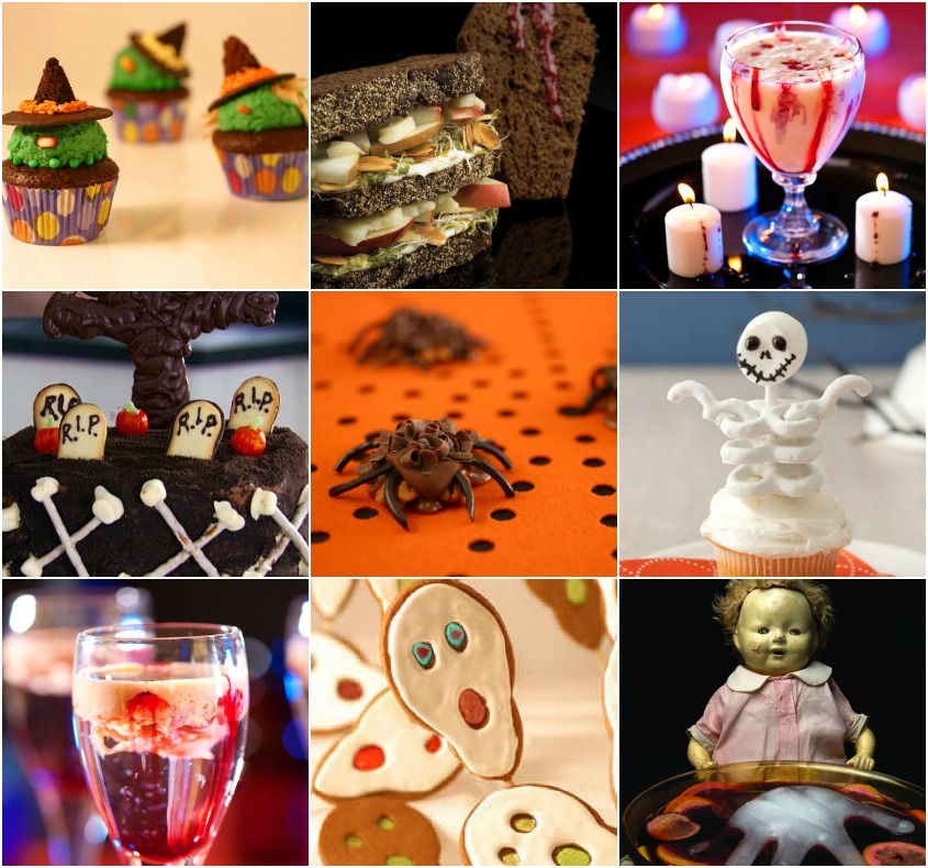 32 Fun and Frightful Halloween Recipes
