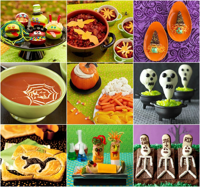 21 Easy Last Minute Halloween Recipes