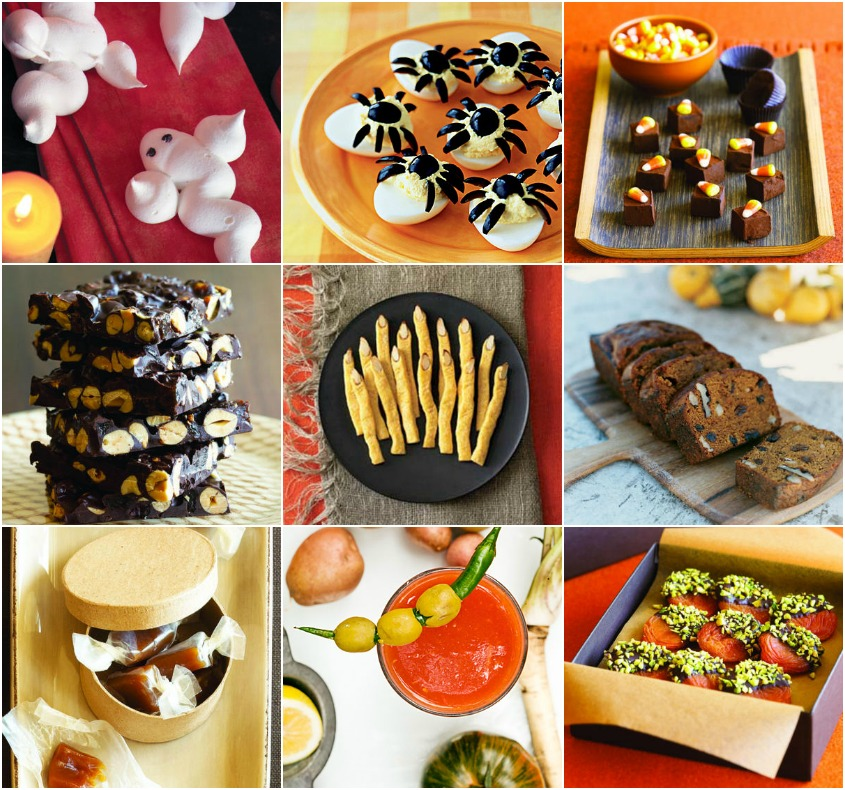 20 Scary Good Halloween Treats