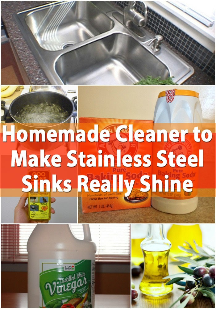 Stainless Steel Sinks Really Shine