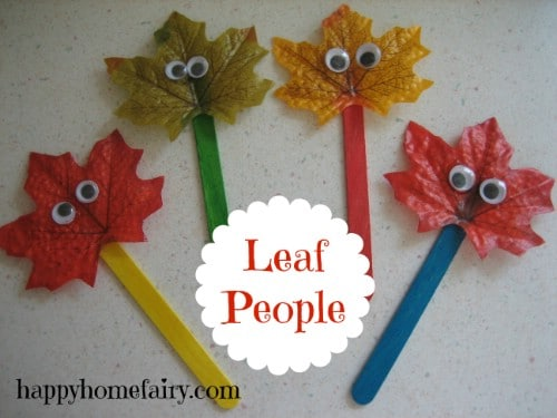 15 Fabulous Fall Leaf Crafts For Kids Diy Crafts