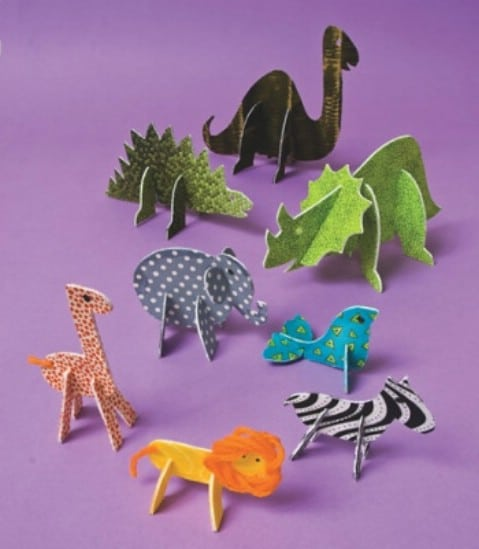 Adorable Fabric Animals - 30 Extremely Creative No-Sew DIY Projects