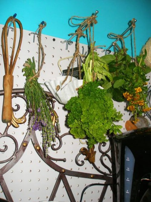 Store Oily Herbs in the Pantry - 40 DIY Tricks To Make Your Groceries Last As Long As Possible