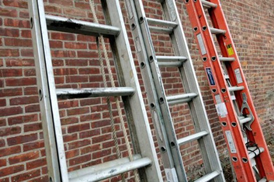 Keep Ladders Put Away - 20 Easy and Effective DIY Tricks to Keep Your Home Safe