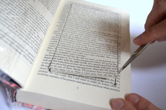 DIY Hollow Book - 15 Secret Hiding Places That Will Fool Even the Smartest Burglar