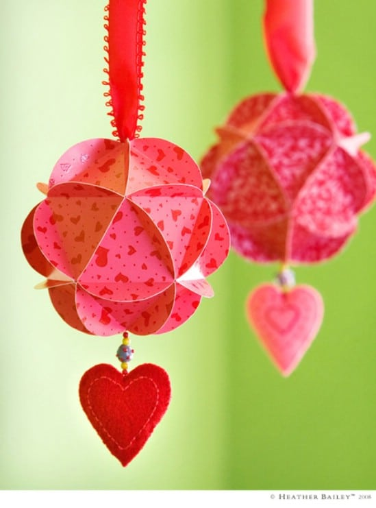 Heart-Warming Ornaments