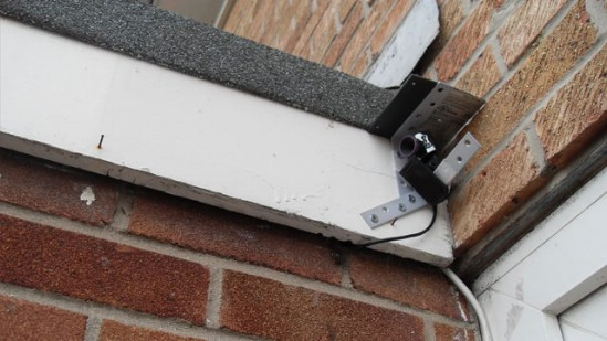 Install Dummy Surveillance Cameras - 20 Easy and Effective DIY Tricks to Keep Your Home Safe