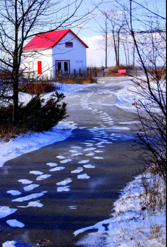 Leave Tracks in the Snow - 20 Easy and Effective DIY Tricks to Keep Your Home Safe