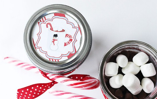 Snowman Soup - Over 50 Creative Christmas Printables Collection
