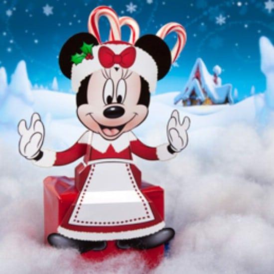Disney Candy Box - Over 50 Creative Christmas Printables Collection