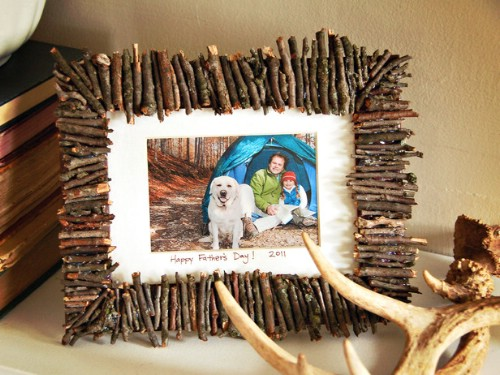 Great Rustic Father's Day Gift - 40 Rustic Home Decor Ideas You Can Build Yourself