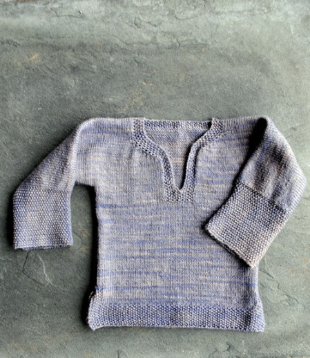 Easy Pullover for Kids - 30 Super Easy Knitting and Crochet Patterns for Beginners