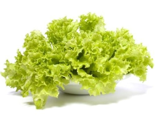1. Lettuce - 25 Foods You Can Re-Grow Yourself from Kitchen Scraps