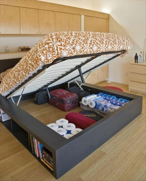 The Ultimate Under Bed Storage