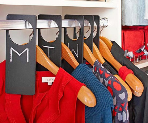 Matching Wardrobe