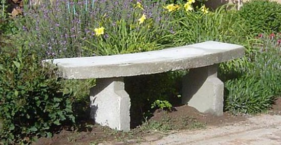 DIY Garden Bench - 10 Outdoor DIY Projects That Inspire Beauty and Relaxation