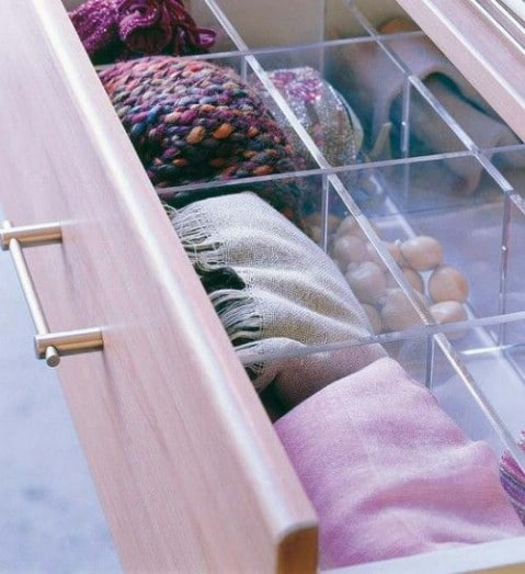 Jewelry Organizer for Scarves