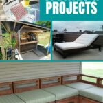 Outdoor DIY Project Collage