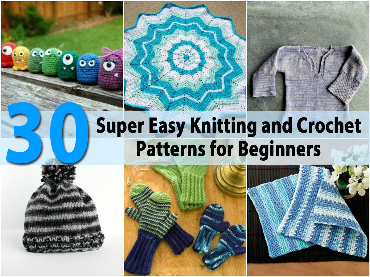 9 Super Easy Crochet Projects for Kids to Make - YouTube |Easy Crochet Craft Projects