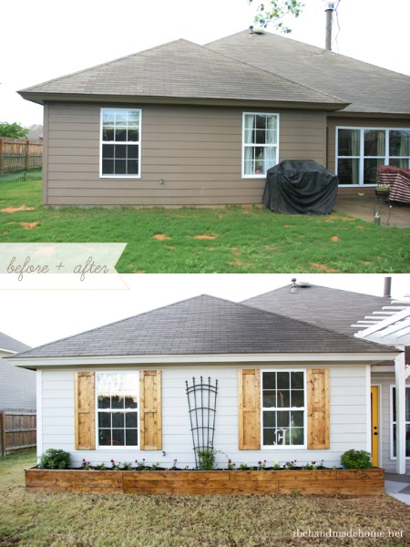 Add Shutters - 150 Remarkable Projects and Ideas to Improve Your Home's Curb Appeal