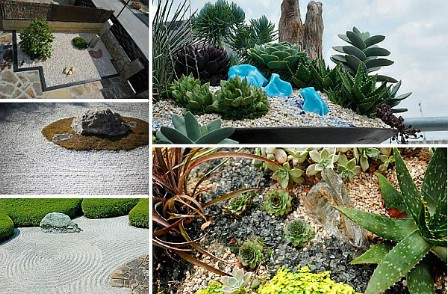 Build A Rock Garden - 150 Remarkable Projects and Ideas to Improve Your Home's Curb Appeal