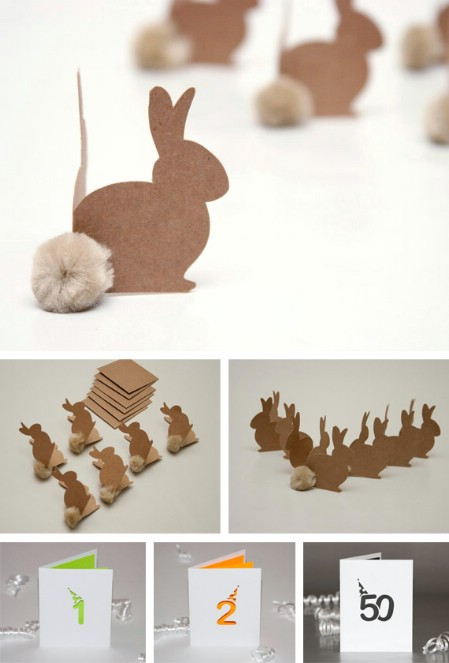 Brown Bunny Tag Printables - 40 Crafty Easter Printables for Perfect Holiday Projects