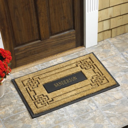 Buy A New Doormat - 150 Remarkable Projects and Ideas to Improve Your Home's Curb Appeal