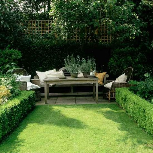 Small Space Landscaping Ideas: 40 Genius Space-Savvy Small Garden Ideas And Solutions