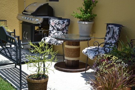 Add Patio Furniture - 150 Remarkable Projects and Ideas to Improve Your Home's Curb Appeal